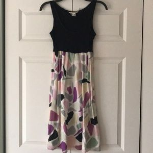 ☀️Kensie Sundress Bold Print A-line Tank Dress